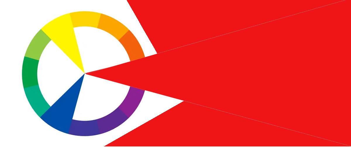 สีแดงมีพลังในการสื่อสารที่สุดใน 3 แม่สี