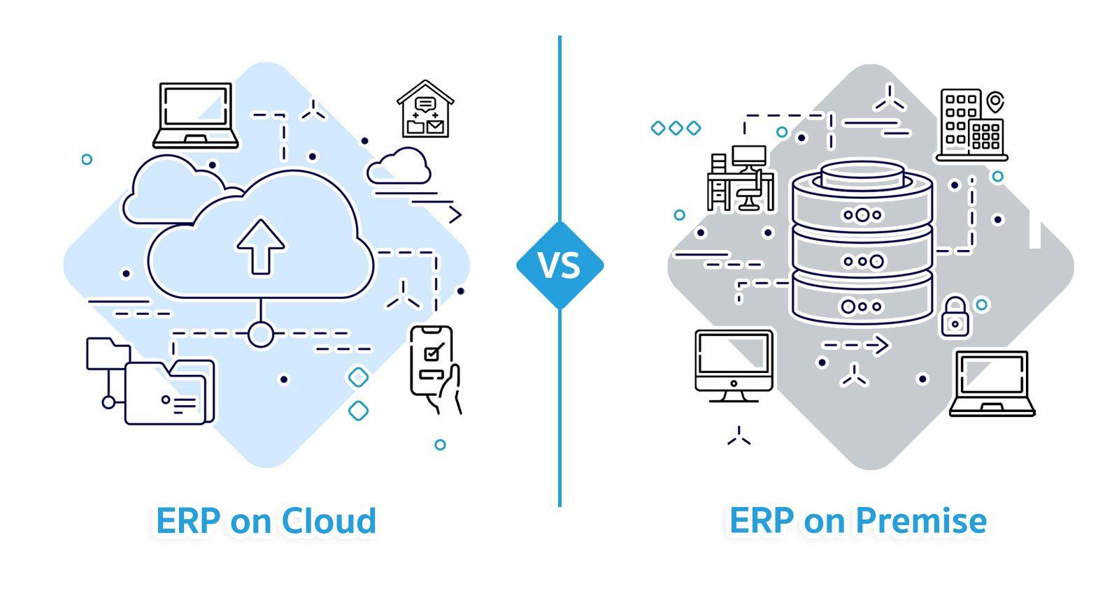 Cloud vs Premise
